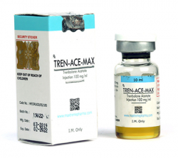 Tren-Ace-Max 10 100 mg (1 vial)
