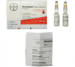 Rimobolan 100 mg (10 ampoules)