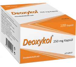 Deoxykol 250 mg (100 caps)