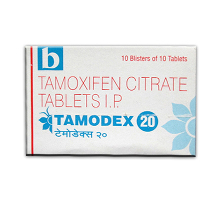 Tamodex 20 mg (10 pills)