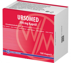 Ursomed 250 mg (100 caps)