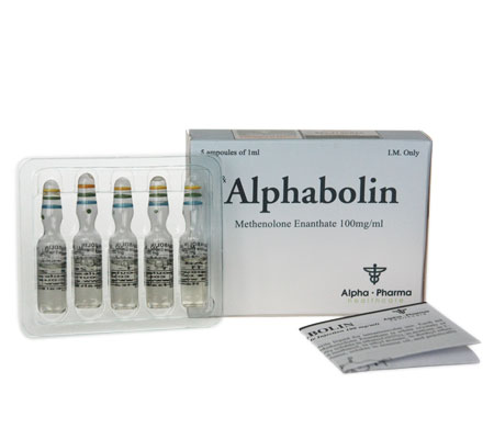 Alphabolin 100 mg (10 amps)
